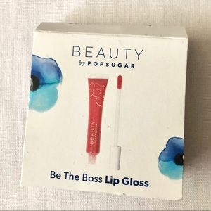 Popsugar Be the Boss lip gloss TIME AFTER TIME